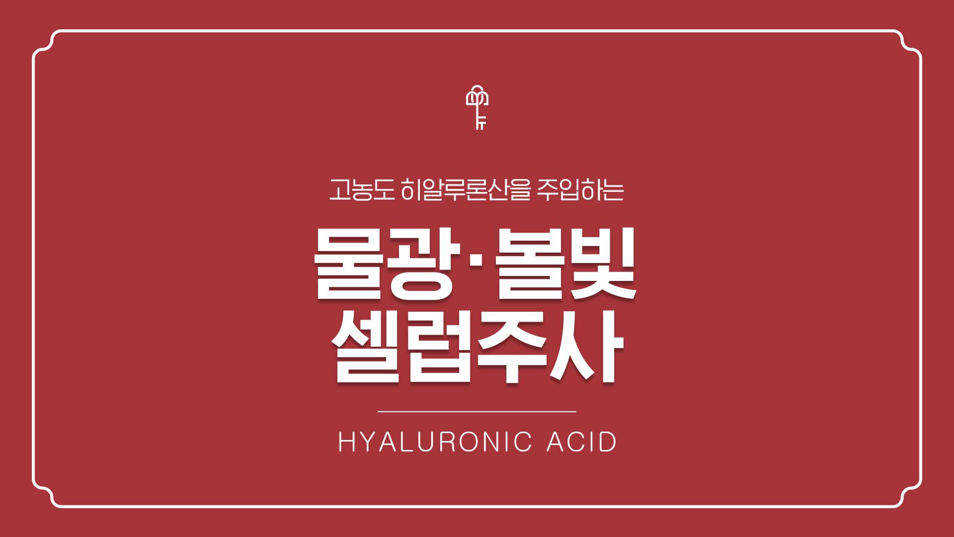 [앵콜특가]물광주사